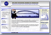 New Jersey Professional Engineers in Construction